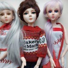 Fashion Dolls  221