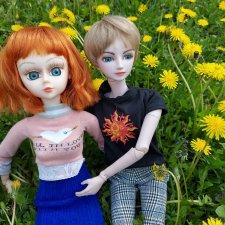 Fashion Dolls 222