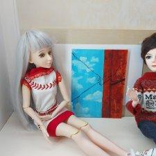 Fashion Dolls 231