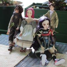 Fashion Dollls 234