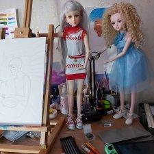Fashion Dolls 236