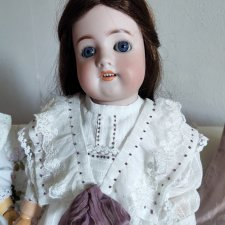 Лиза, Лиза, Лизавета... Кукла Simon&Halbig 570 молд