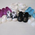 Обувь для  куклы на длину стопы 38, 47, 60 мм и меньше