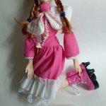 Полный аутфит с ботинками для фешн-куклы 60 см (Звезда, Super Girl)