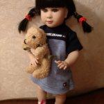 Olivia для FAO шарнирная кукла Цена ниже !!