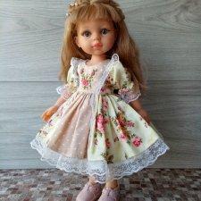 Комплект одежды для кукол Паола Рейна