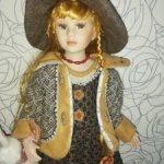 Очаровательная кукла Инга