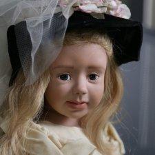 Коллекционная кукла от Angeliki Mannersdorfer