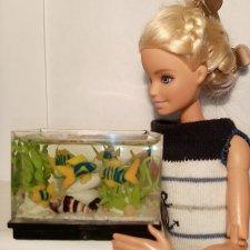 Аквариум для кукол