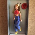 кукла Мари Lego Scala