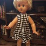 Кукла Марина - флиртушка