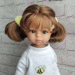 Маленькая пчёлка (ООАК минипаолы)