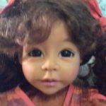 Annabell коллекционная кукла.