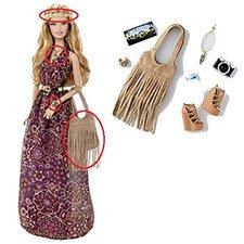 Куплю аксессуары от Barbie Look Music Festival