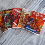 """Набор комиксов """"Elf Quest"""" в формате 1:6"""