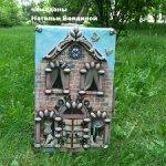 Чемодан- кукольный Дом мод
