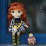 Куплю куколку Xiaomi Monst (рыженькую)