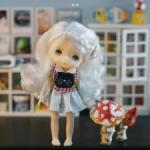 Куплю куколку Xiaomi Monst (блондинку)