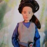 Star Wars Episode 1 - Queen Amidala Beautiful Braids Padme 1999