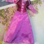 Платье от сериальной Рапунцель