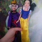 Злая королева и Белоснежка лот