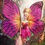 Барби с крыльями