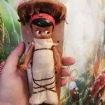 Винтажная лимитированная куколка