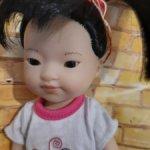 Азиатка от Dolls by Berenguer Classmates 2