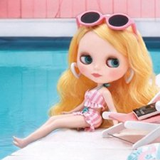 Идеальная кукла для отпуска! Нео Блайз Фани Фламинго, Fani Flamingo