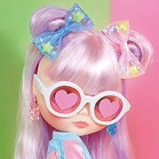 "Новинка Блайз! Пастельный медвежонок - Neo Blythe ""Sweet Bubbly Bear"""