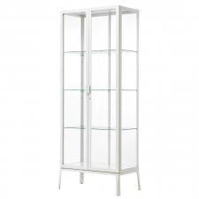 Шкаф-витрина Икеа Мильсбу (Ikea Milsbo)