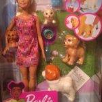 Barbie барби детский сад для щенков