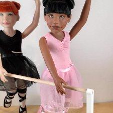 Балеринки от Дениса Бастьена