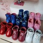 Обувь для кукол Паола Рейна.