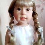 Невероятно красивая куколка Gotz Balldrom Drem от Sissel Skille 2007 года.