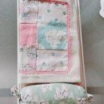 Металлическая кровать для кукол 1/6