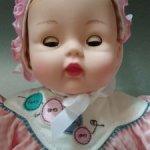 Кукла Madame Alexander cute as a button huggums