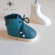 Мастер-класс: ботинки для Паолы