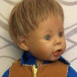 Продается коллекционная кукла Robin от автора Bettine Klemm.