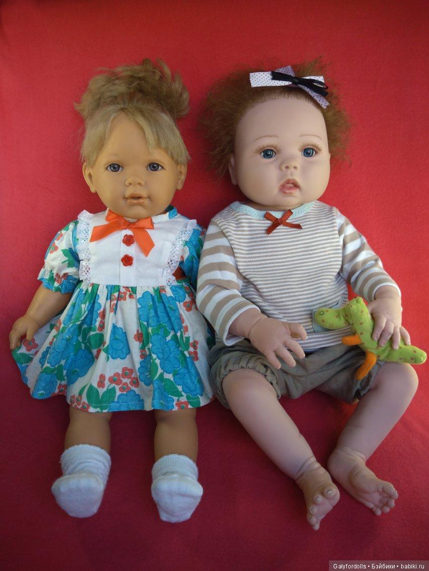 Одежда для куклы 54-56см Reborn реборн