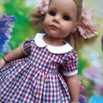 Платье для куклы Gotz 50см разные