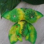 Чердачная лимонная муха