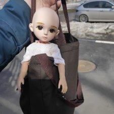 Как мы на кукловстречу ходили