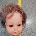 Голова от куклы