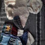Теплая одежда для ваших куклят.