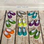 Обувь для кукол Паола Рейна и подобных (балетки, сандалии, сапоги, кеды, ботинки)