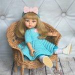 Мебель для кукол разного размера