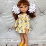 Кукла Кристи от Паола Рейна