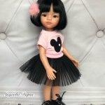 Кукла Лиу от Паола Рейна