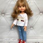 Кукла Клео (Клепа) от Паола Рейна